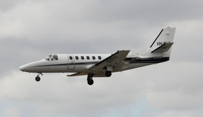 Cessna 550 Citation II (VH-FYP)