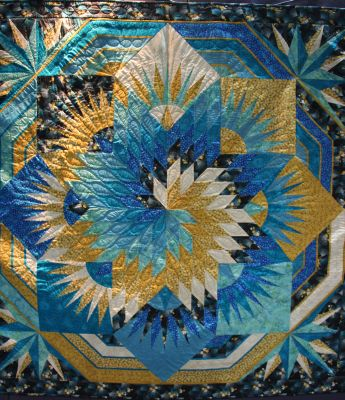 More beautiful quilts