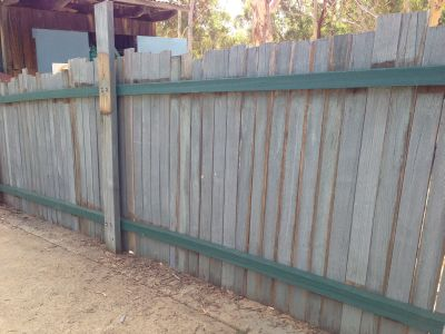 Club new fence
