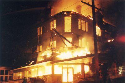 Como Hotel Fire, 3 November 1996