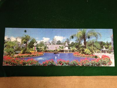 Dreamworld jigsaw