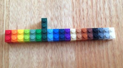 Lego Palette