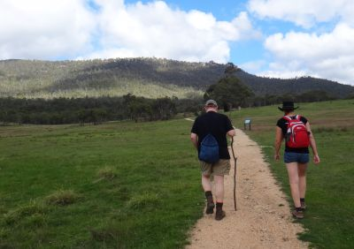 Granite Tors walk, Namadgi