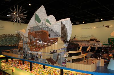 Opera House in Lego