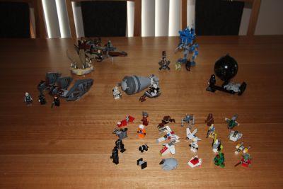 Zac's Lego