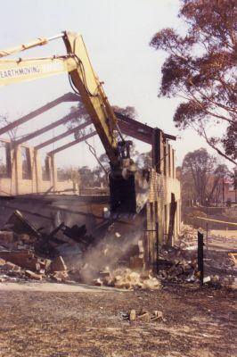 Como 1994 bushfires