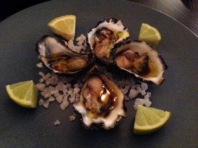 Black Fire Oysters