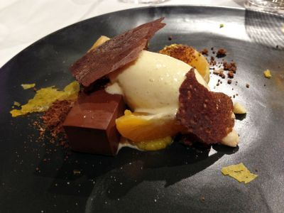 Brokenwood Wine Dinner dessert