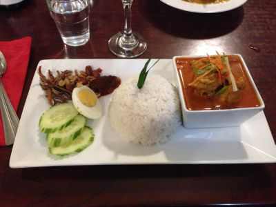 Malaysian Chapter curry