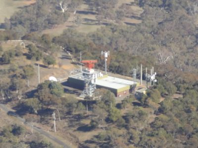 Mt Majura radar station