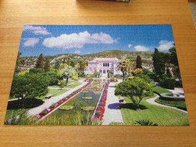Villa Ephrussi de Rothschild jigsaw