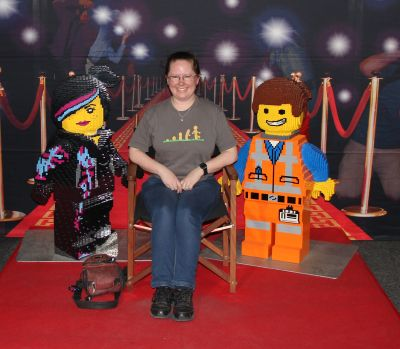 Lego Movie director