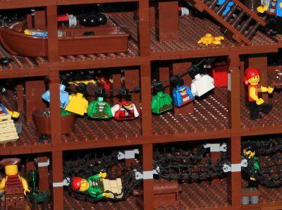 The Brickman's Bounty