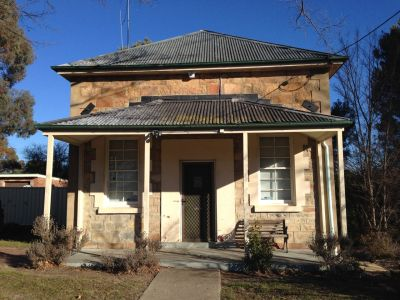 Old house in Bungendore