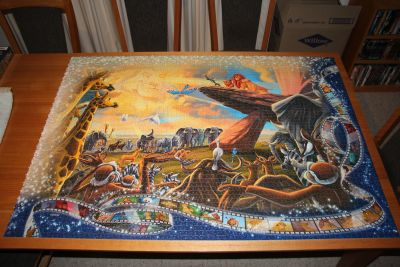 Lion King Disney Memorable Moments Jigsaw