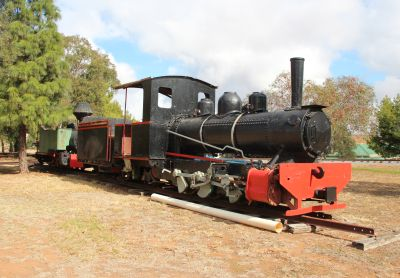 Peter Neve's trains