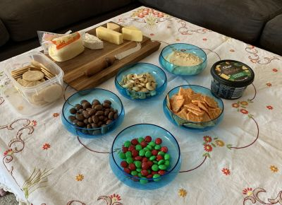 Christmas snackages