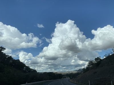 Clouds over Bungendore
