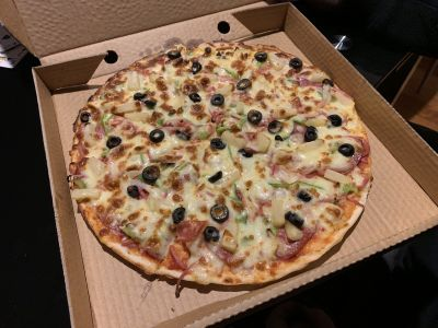 Junee Pizza on Main pizza