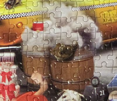 Movie Pun jigsaw