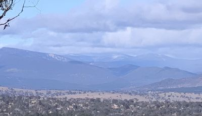 Brindabellas from Mt Rogers