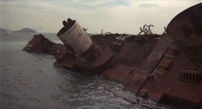 Queen Elizabeth wreck
