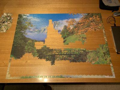 Ramsau jigsaw