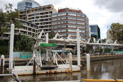 Rivercat to Parramatta