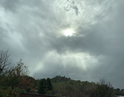 Sunbeams over Gundagai