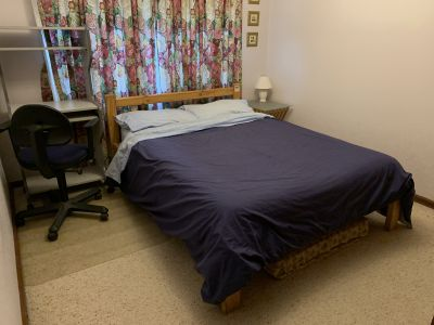 Spare room after
