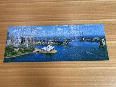 Sydney jigsaw
