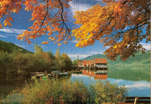 Alpensee jigsaw