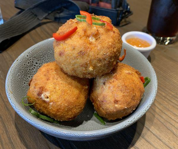 Herbert's Mac and Cheese Balls