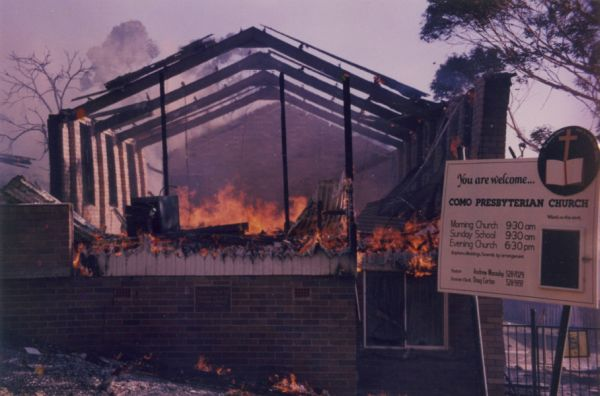 January 1994 bushfires