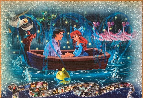 Little Mermaid jigsaw