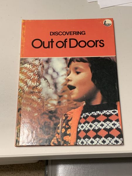 Out of Doors book
