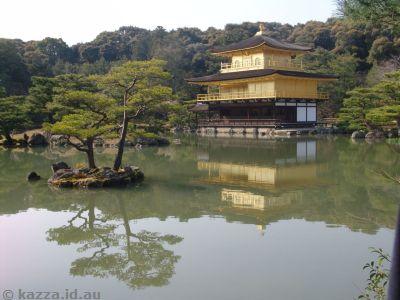 Kinkakuji - the Golden Pavilion