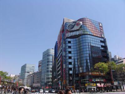 Fujiya Building, Ginza