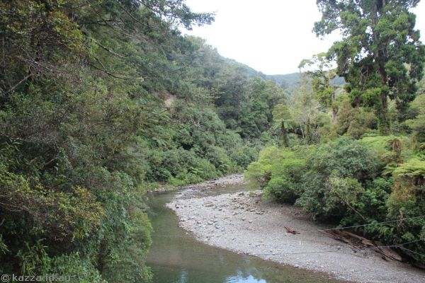 Eastern Hutt River
