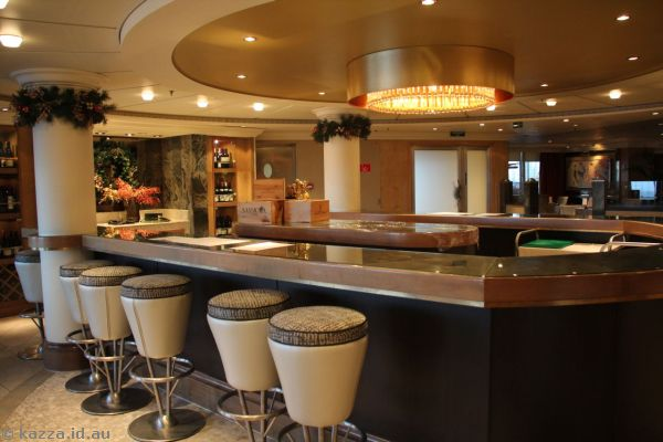 Bar in The Verandah Restaurant