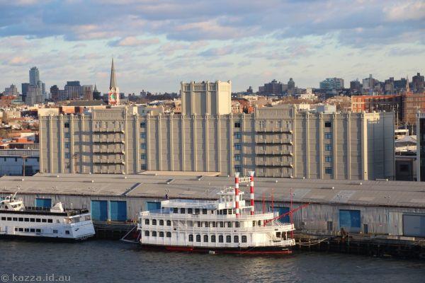 New York Dock Co building