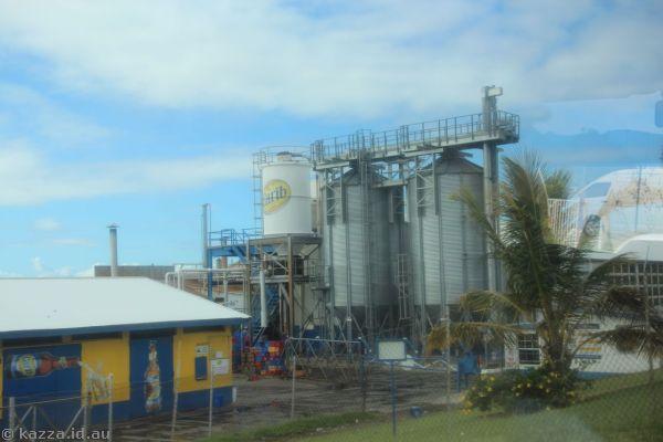 Carib Brewery
