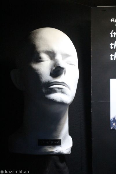 David Bowie lifecast