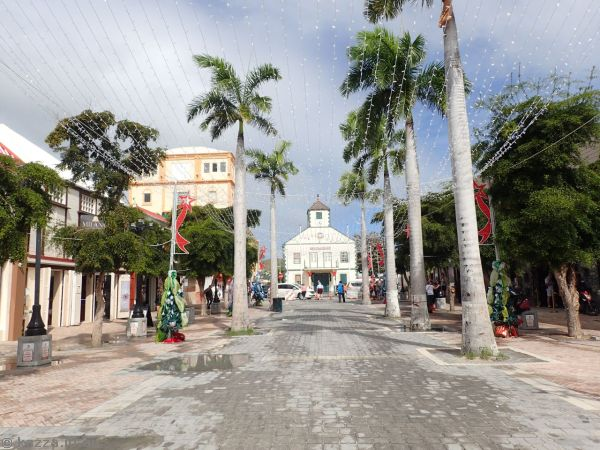 St Maarten Court House