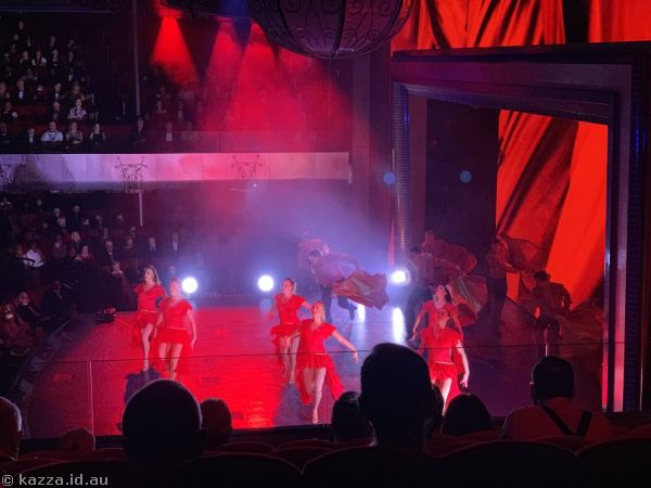 Rhythm of the Night at the Royal Court Theatre