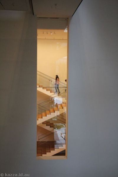 Staircase in Moma