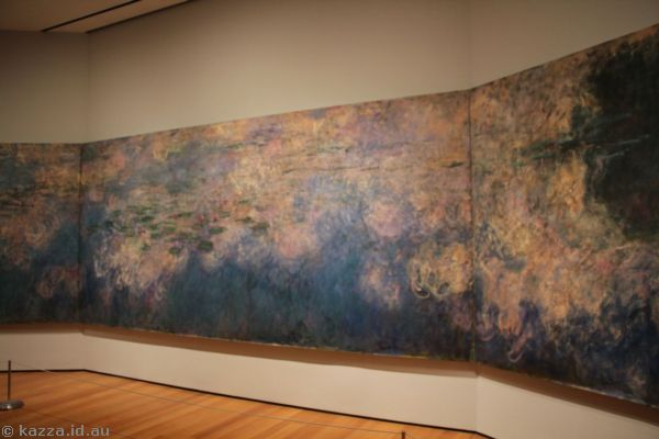 Water Lilies, by Claude Monet (1914-26)