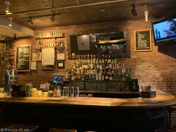 Bar at Lucky Jack's