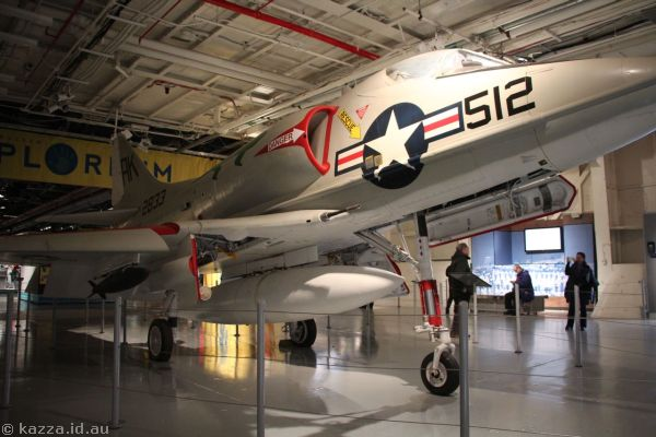Douglas (A4D-2) A-4B Skyhawk