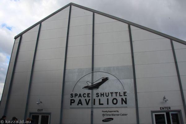 Space Shuttle Pavilion